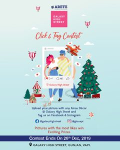 Click & Tag Contest, & Win exciting prizes