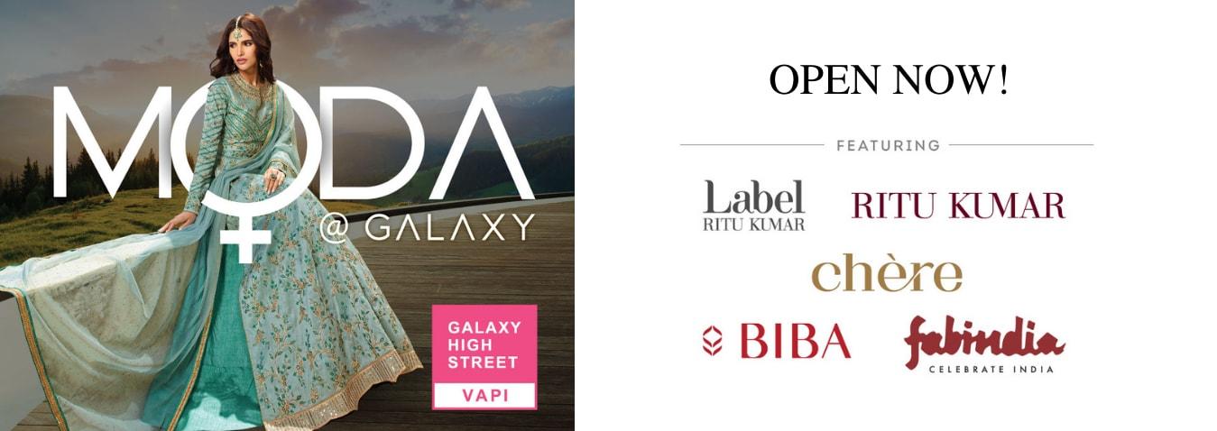 MODA Now Open In Galaxy High Street 2