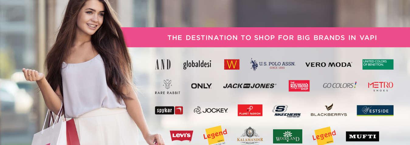 All Brands In Galaxy High Street Shopping Destination