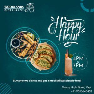 Woodland Restaurants